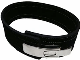 Titan Brahma (13mm) Suede Lever Belt