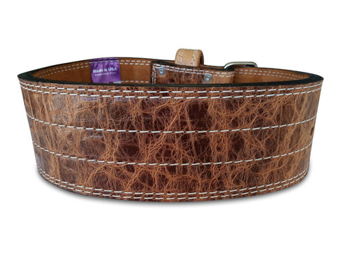Titan Brahma (13mm) Kodiak Leather Belt