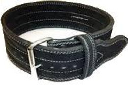 Titan Brahma (13mm) Suede Prong Belt
