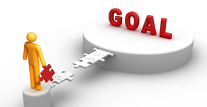 GOAL Setting done right. 2020 here you come!