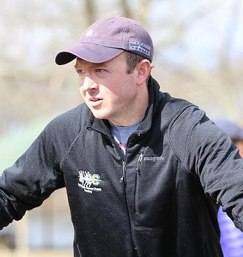 B-CC Crew Coach Mike Farrey