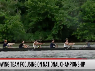 ABC7 Reports on B-CC Crew Prep for National Rowing Championships
