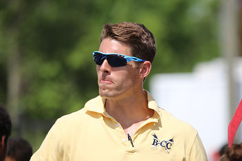 B-CC Crew Coach Stuart Sloan