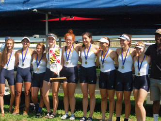 B-CC Crew Update: MD State Rowing, Novice WMIRA and a Look Ahead!