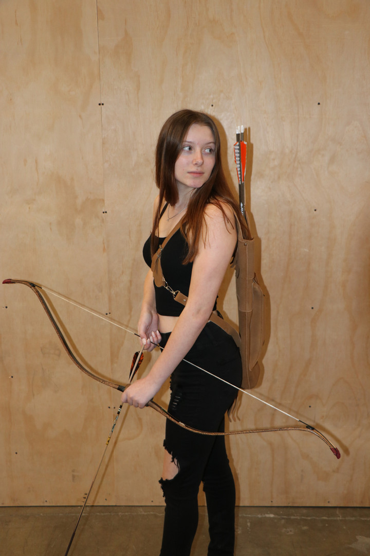 Turra's Backroom Archery
