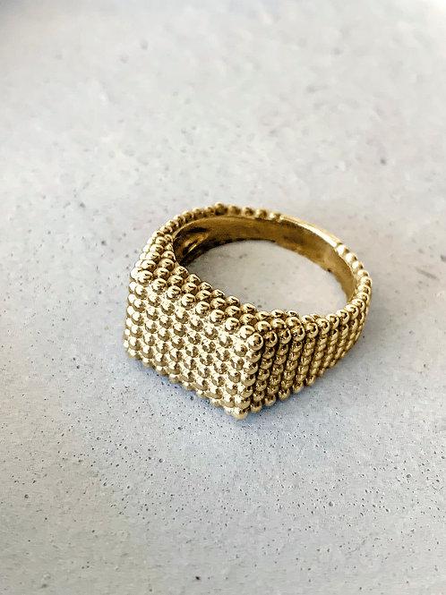 טבעת לורי זהב