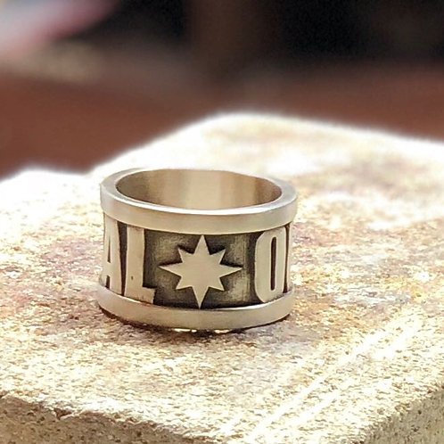 טבעת מלך בהתאמה אישית