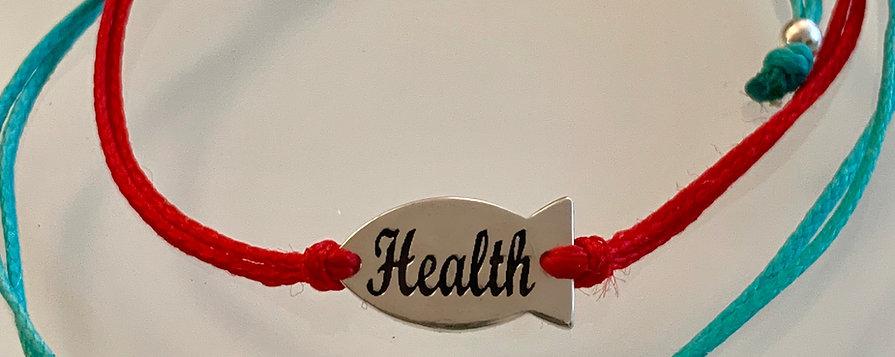 """צמיד """"בריאות"""" תרומה"""
