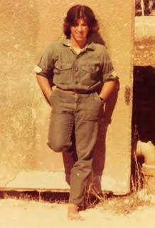 Yours truly, Sergeant Anat 1981
