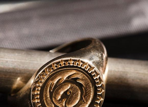 טבעת סו מזהב