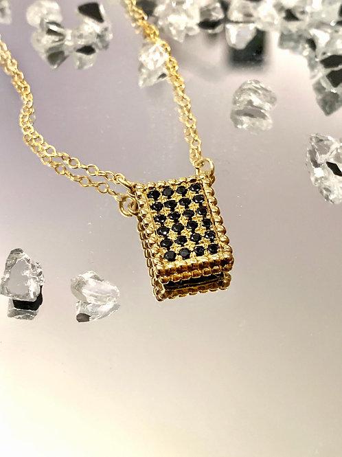 שרשרת לורן זהב