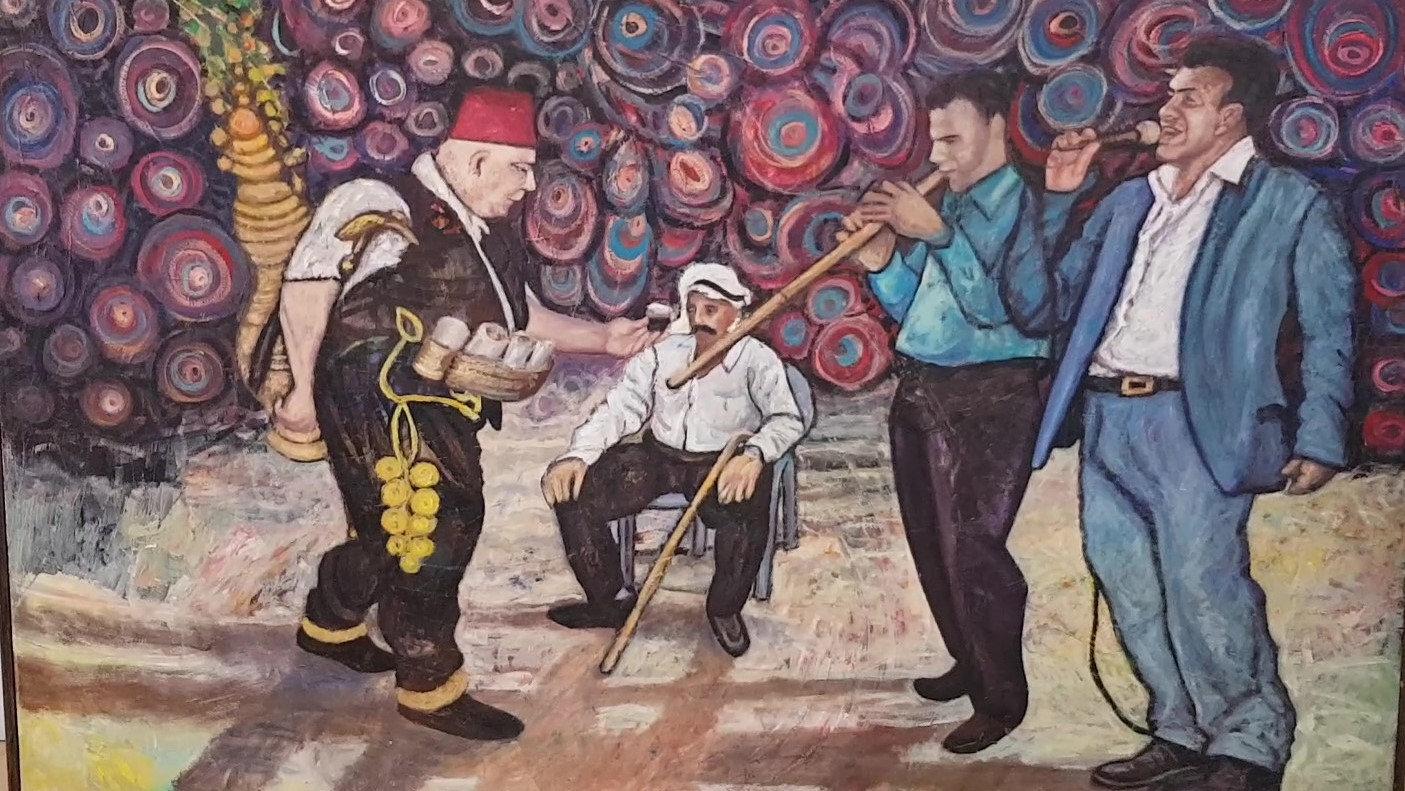 Arab Muslims: Citizens of Israel