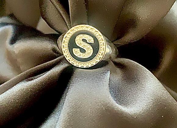 טבעת שירה מזהב