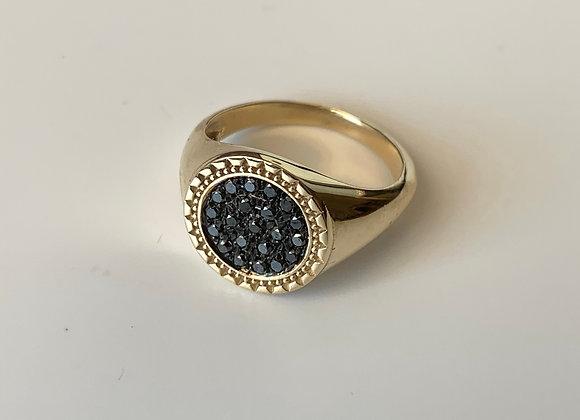 טבעת מרייה זהב