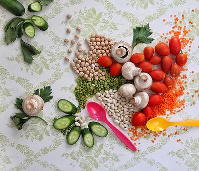 תזונה מאוזנת ובריאה