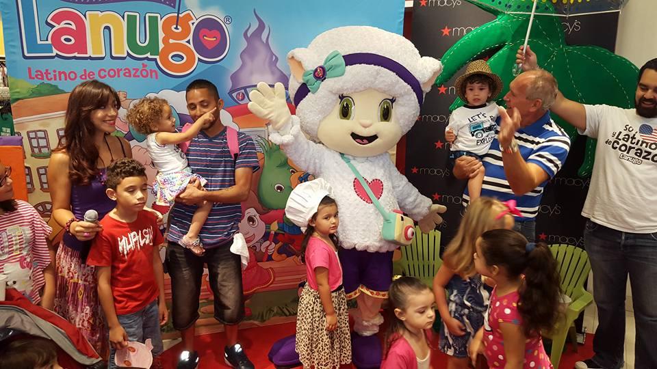 Mundo Lanugo Kids Show