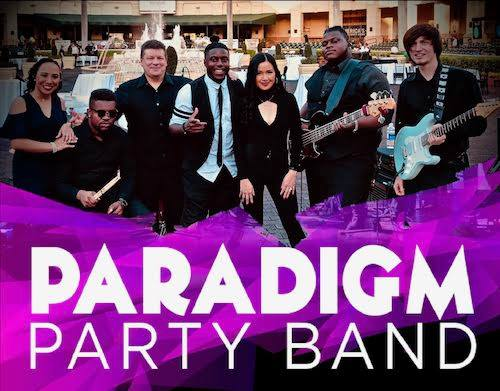PARADIGM PARTY BAND
