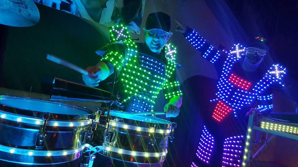 LUMITRON DJ / DRUMMER