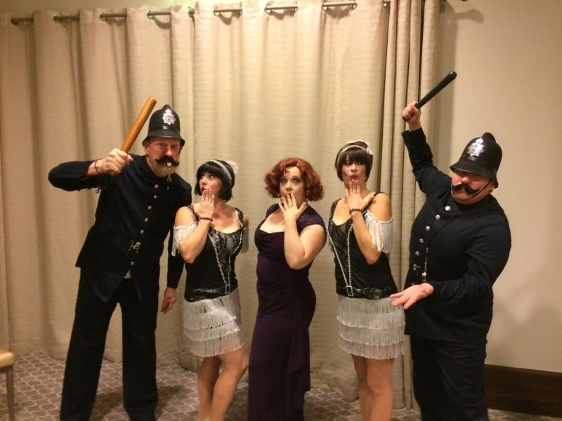 GATSBY DANCERS / COPS