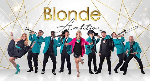 blonde ambition Orlando wedding band