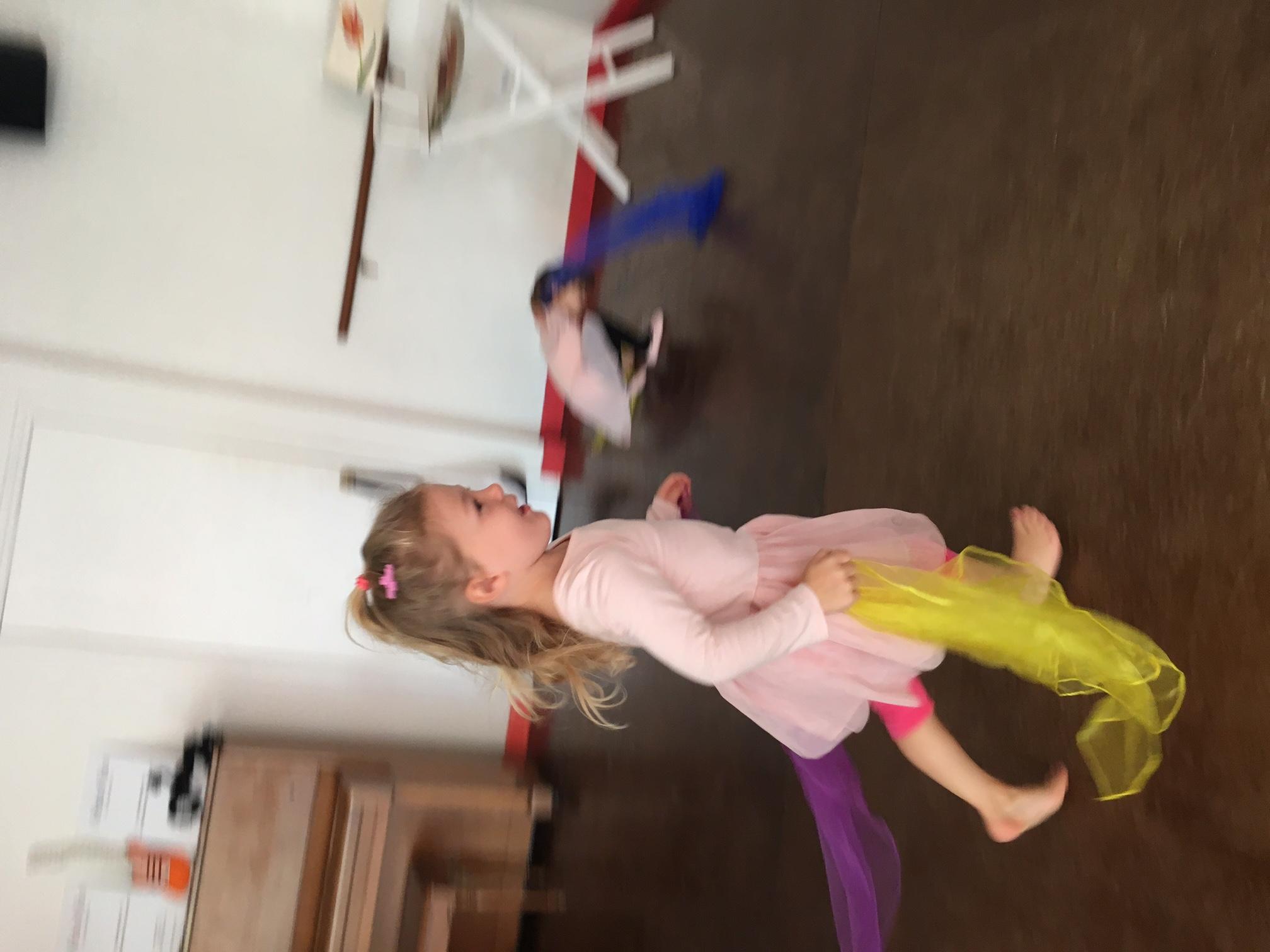 Kids Dance Anja