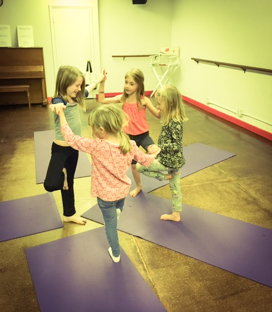 Kids Yoga 5-9 7