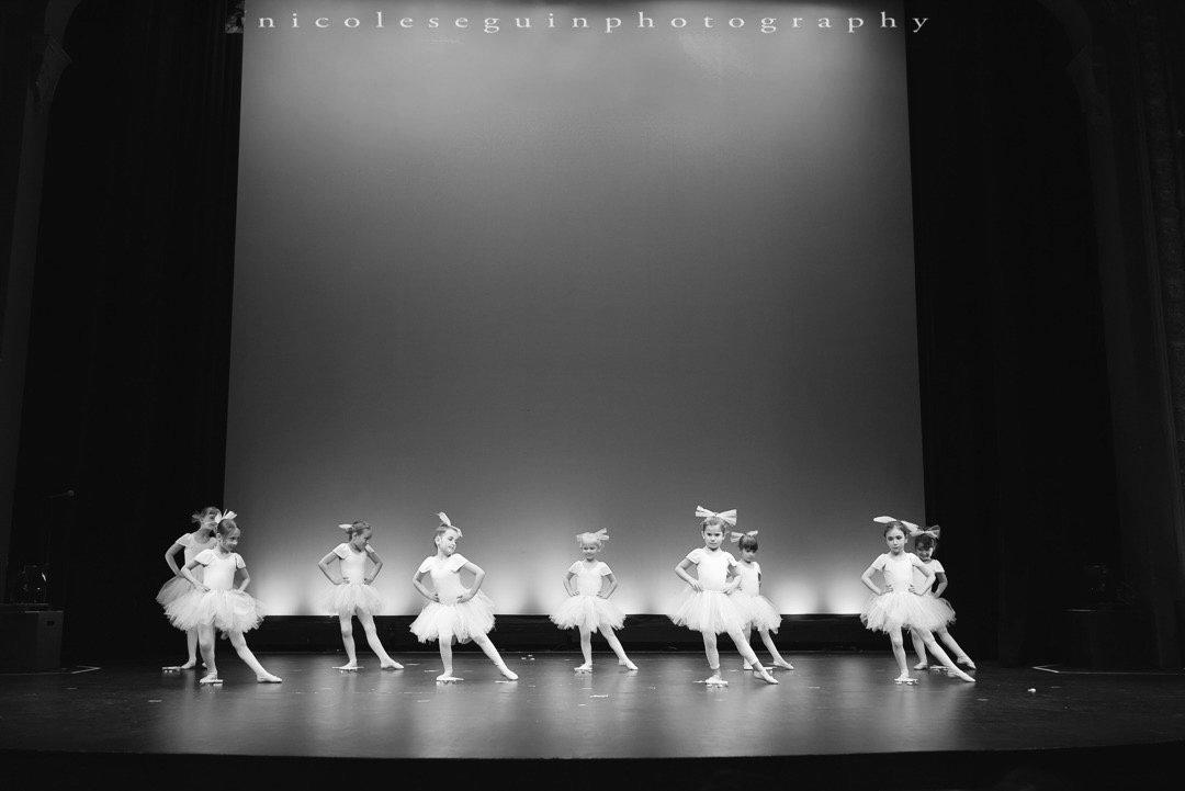 Ballet / Jazz (4-6 yo)
