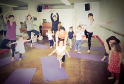 Family Yoga 2
