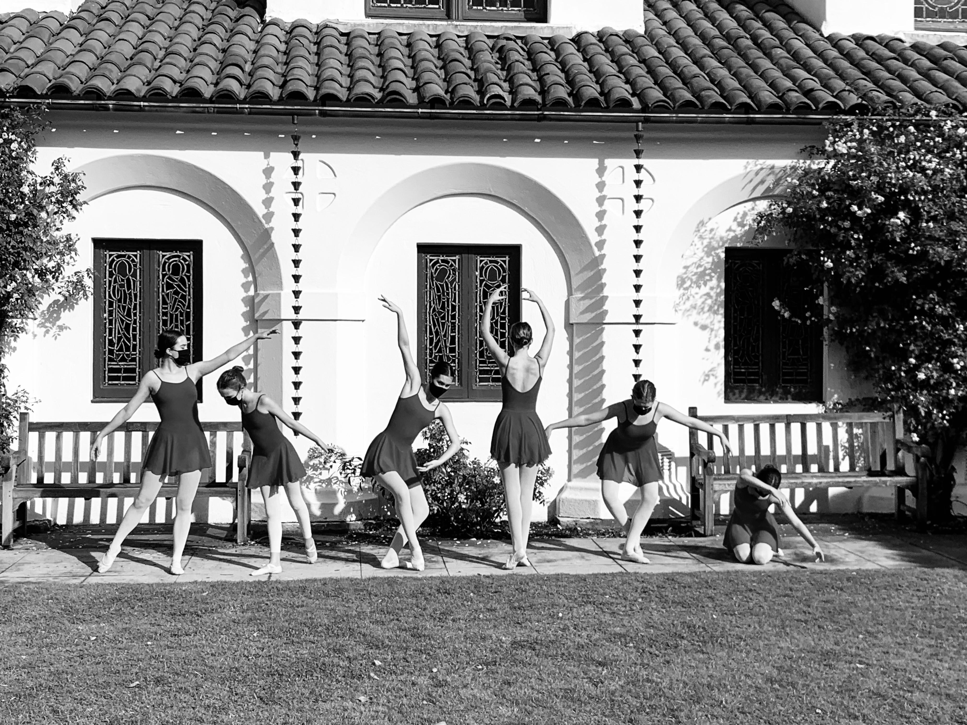 Ballet & Pointes (13-17 yo)