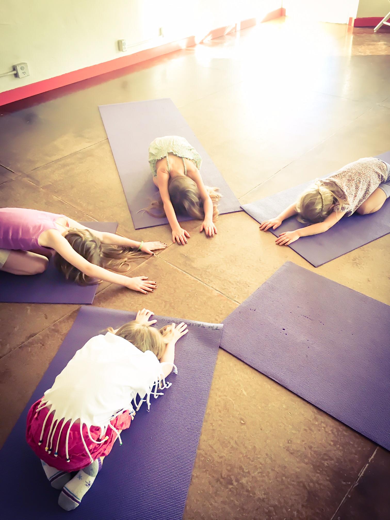 Kids Yoga 5-9 6