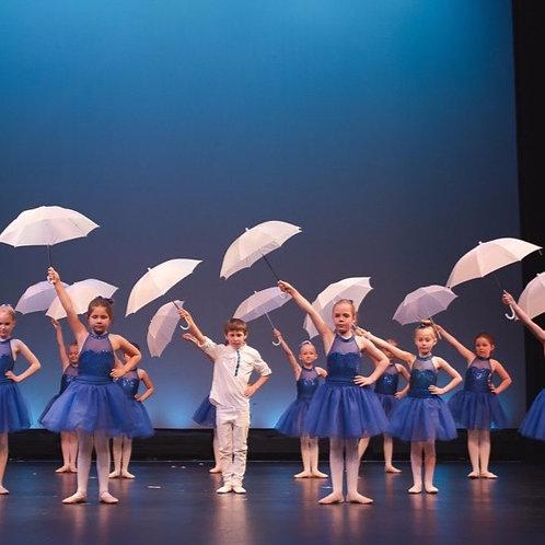 Online Kids Dance - Fall 2020 - Semester