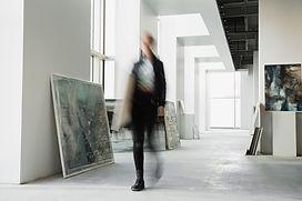 Walking In Galleria
