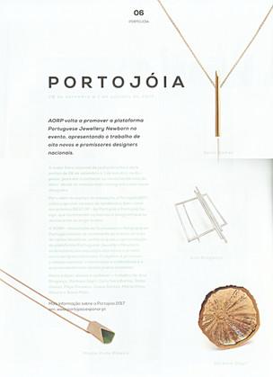 """Portojóia"", Jewellery Mag, Aorp"