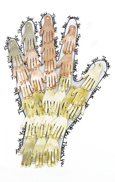 Project HAND MEDAL (Medailles en forme de main)