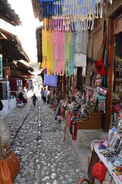 Kruja market