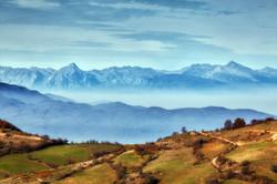mountains Albania tourism