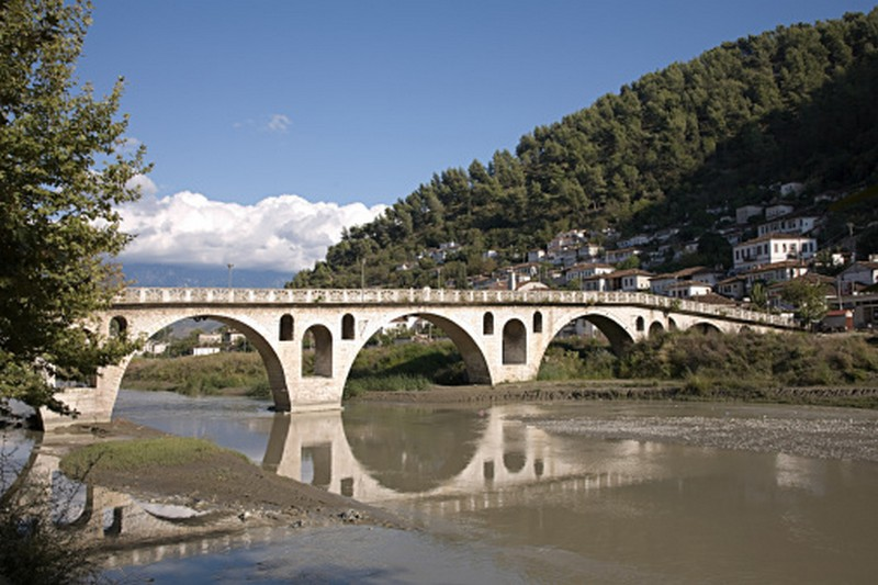 bridge Albania tourism