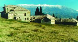 View from Tomorri mountain