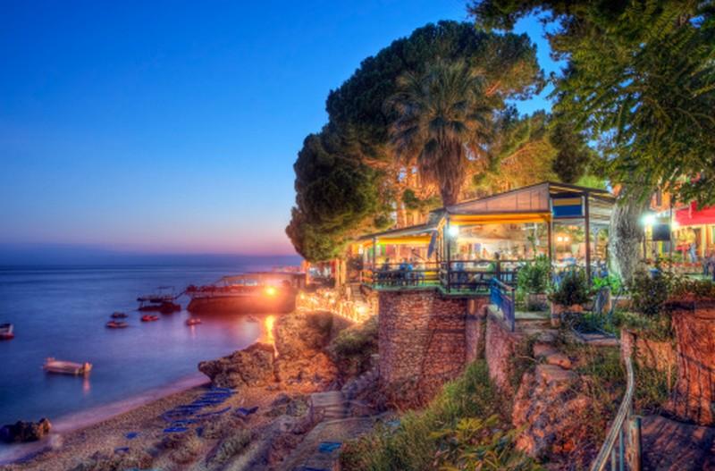 beach Albania tourism