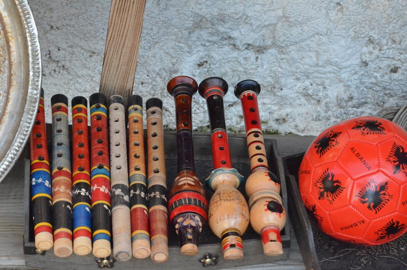Handcrafted flutes