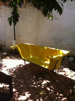 Hostel Albania bath