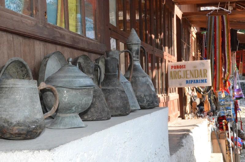 Market Kruja