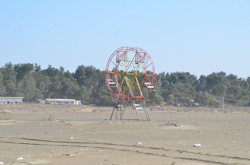 Divjaka beach