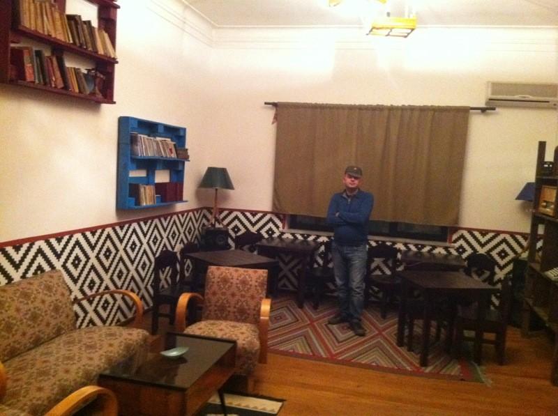 Hostel Tirana boss