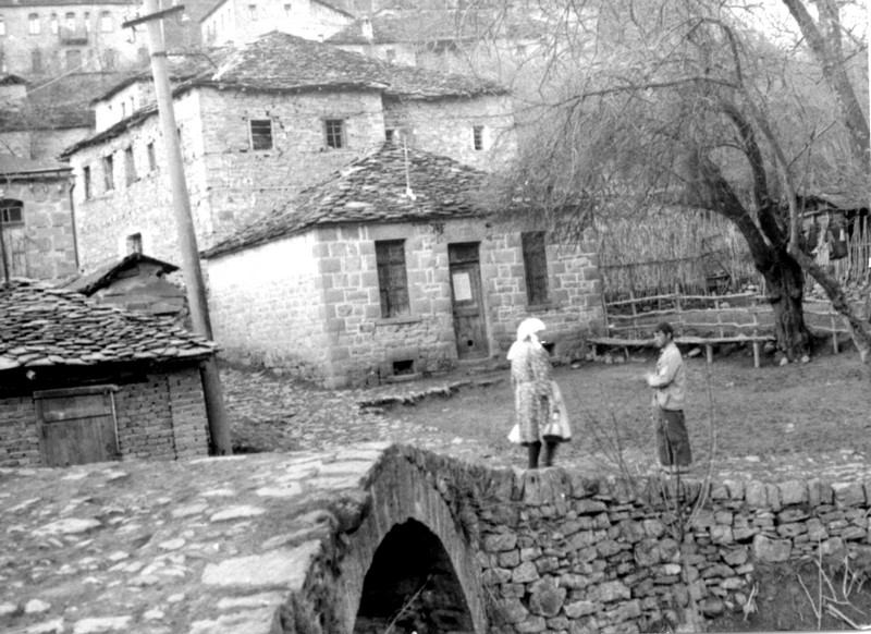 Old picture, Korca