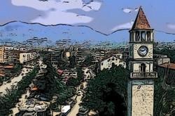 Clock Tower Tirane