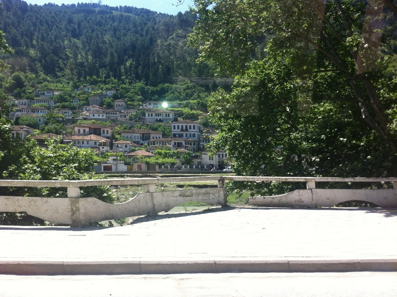 Berat view