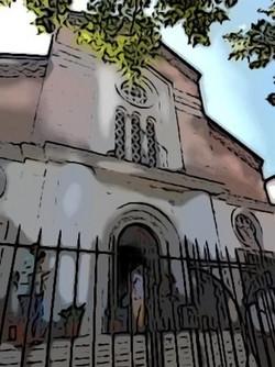 Church of Saint Marie Tirane