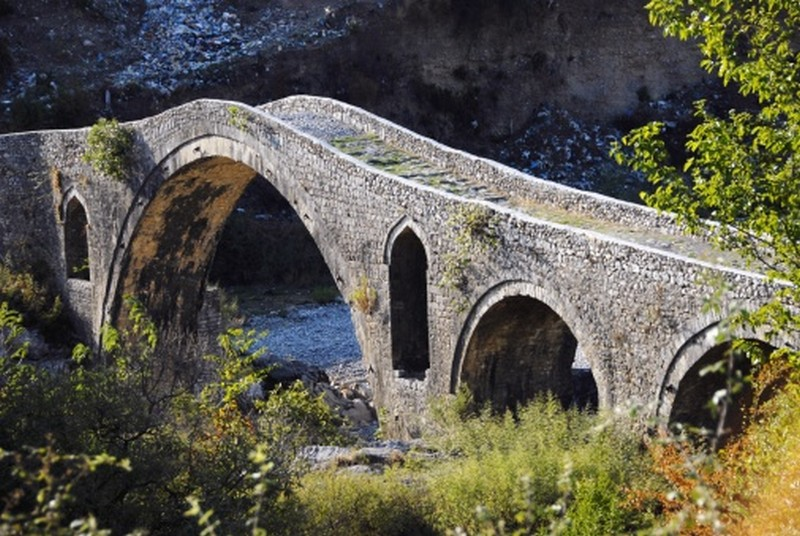 old bridge Albania tourism