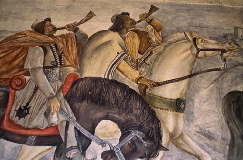 horse Albania tourism